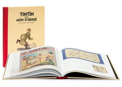 Tintín en el món d'Hergé