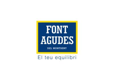 Font Agudes